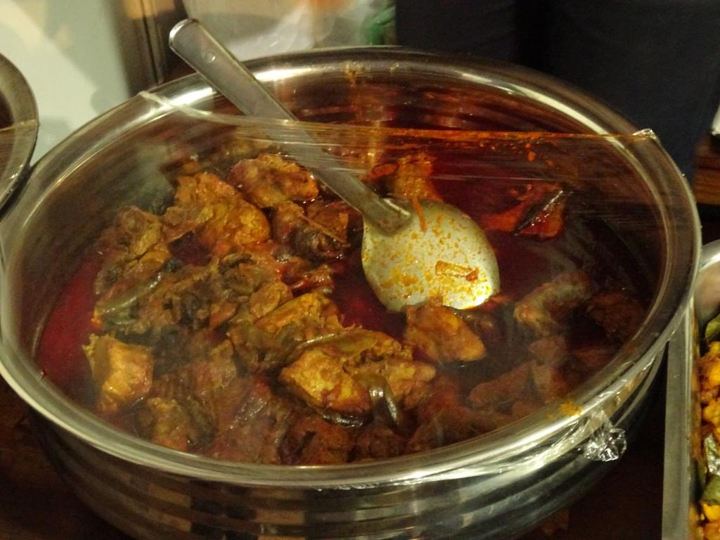 Local cuisine of Kadamakkudy